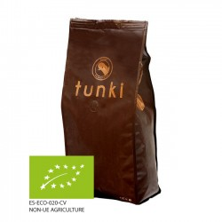 TUNKI - 1kg Peru Organic Coffee. Café en grano