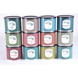 Silvestre Tea Pack promoción: 12 variedades de té + 10 cartas + 6 tazas