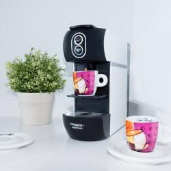 Cafetera Cremossa Plus + Pack degustación 20 cápsulas de regalo