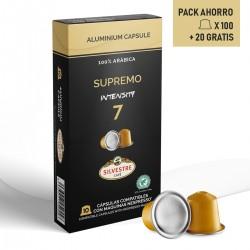 Pack Ahorro Supremo 120 Cápsulas compatibles Nespresso®