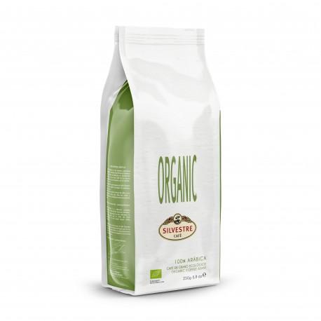 Silvestre Organic Café 100% orgánico en grano