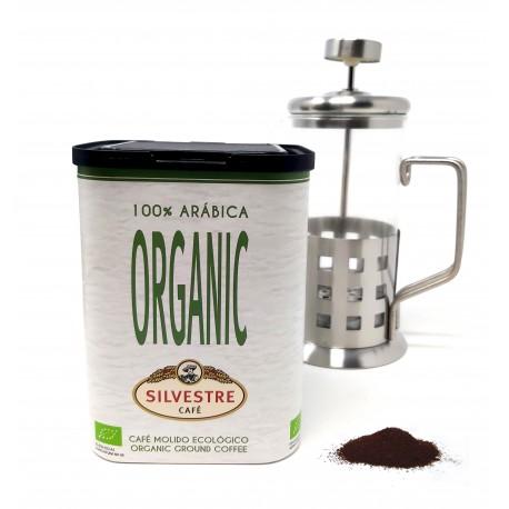 Coffeepack Organic Café Molido 250g - Café molido ecológico
