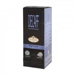 Monodosis de café Decaff 25 unidades