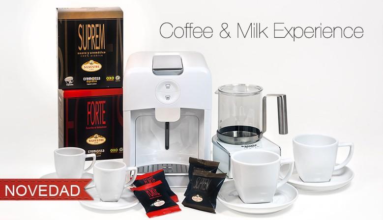 Pack Coffee & Milk Experience