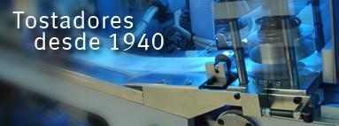 Tostadores desde 1940
